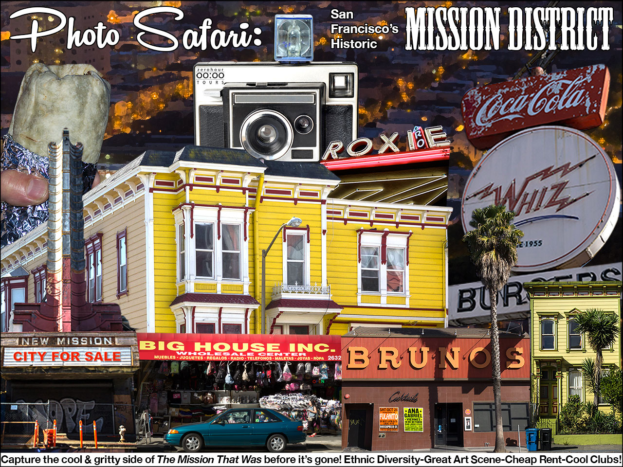 Mission District Photo Safari